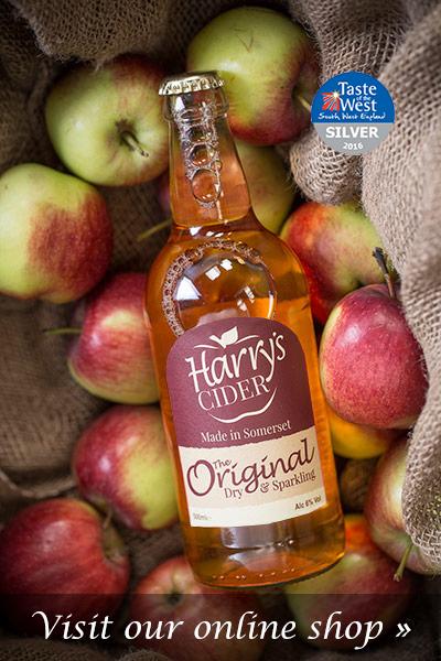 Harrys Cider Original Shop