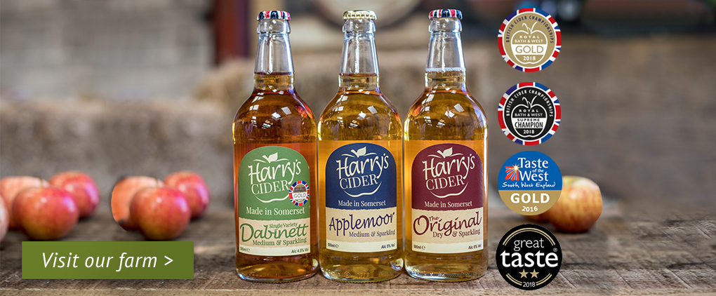 Harry's Cider